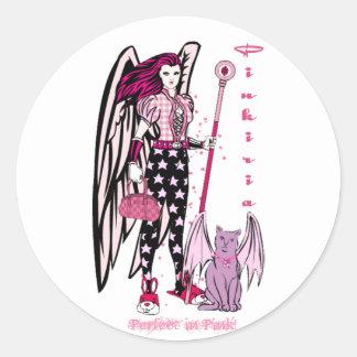 Pinkiria Sticker