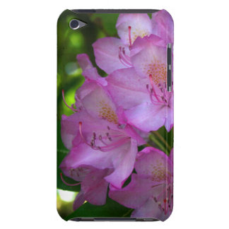 Pinkish purple Rhododendron Catawbiense Barely There iPod Cover