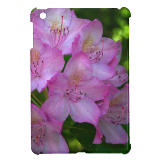Pinkish purple Rhododendron Catawbiense iPad Mini Covers
