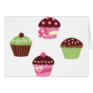 PinkLimeBugs2 Card