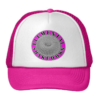Pinkly Torus Trucker Hat