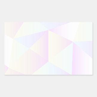 Pinko Rectangular Sticker