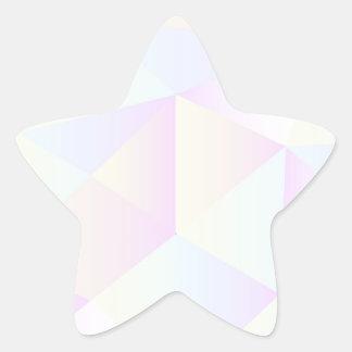 Pinko Star Sticker