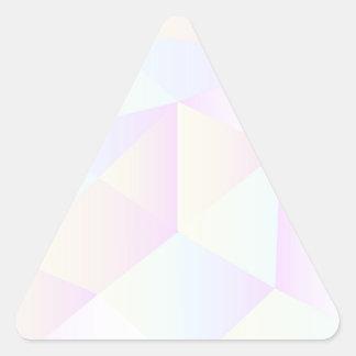 Pinko Triangle Sticker