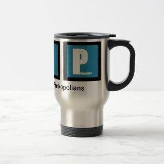Pinkopolis on the G-O-G-G-O Mug