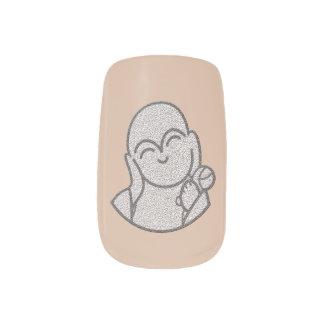 Pinkoro Jizo Minx® Nail Wraps