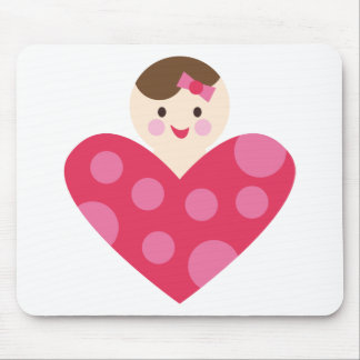 PinkPABookP11 Mouse Pad