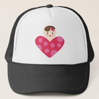 PinkPABookP11 Trucker Hat