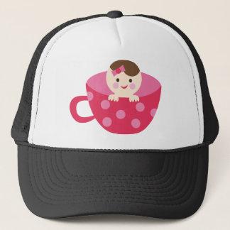 PinkPABookP1 Trucker Hat