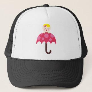 PinkPABookP4 Trucker Hat