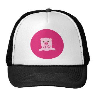 PinkPig4 Trucker Hat