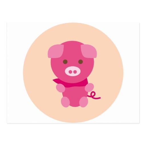 PinkPig6 Postal