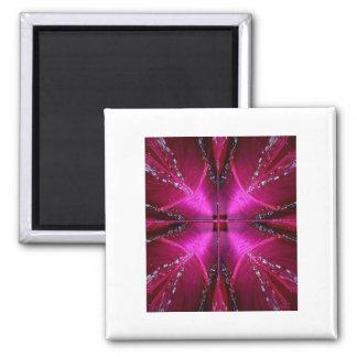 PinkRose Petal Ark - Illuminated Sparkle Magnets