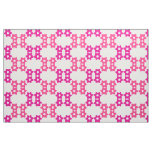 Pinks Floral Pattern Fabric