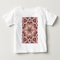 pinks kaleidoscope baby T-Shirt