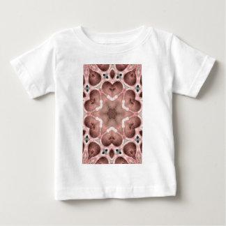 pinks kaleidoscope tee shirt