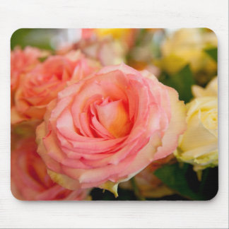 pinks mouse pad