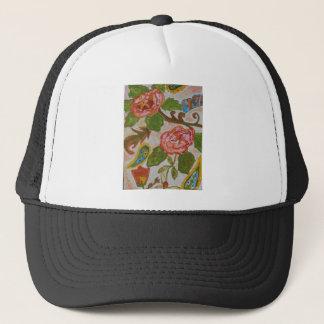 Pinks of paradis.jpg trucker hat