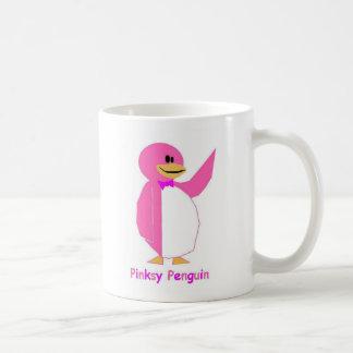 Pinksy Penguin Mug