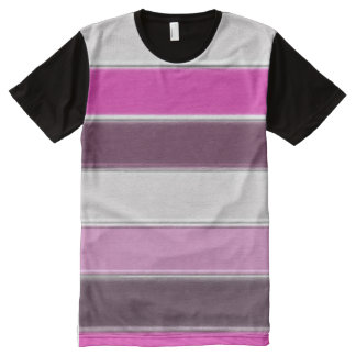 Pinky All-Over Print T-shirt