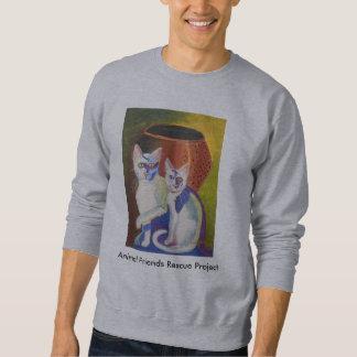 Pinky & Bleu II Sweatshirt