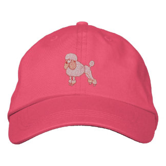 Pinky Dinky Poodle Cap