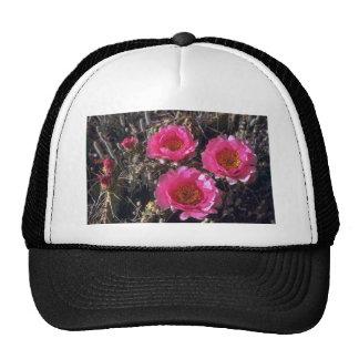 Pinky Flowers Trucker Hat