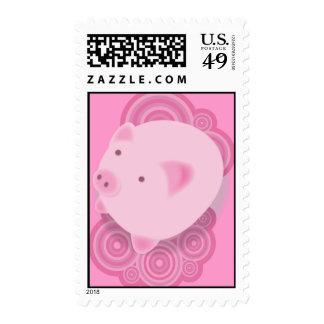 Pinky_Pig Postage