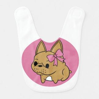 Pinky Rockette Baby Bib