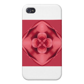 Pinky Rose iPhone 4 Cover