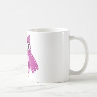 Pinky the Adorable Owl Coffee Mug