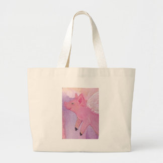 Pinky the Flying Pig Bag