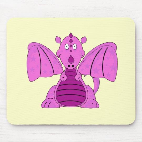 Pinky the Lil Dragon Mousepad