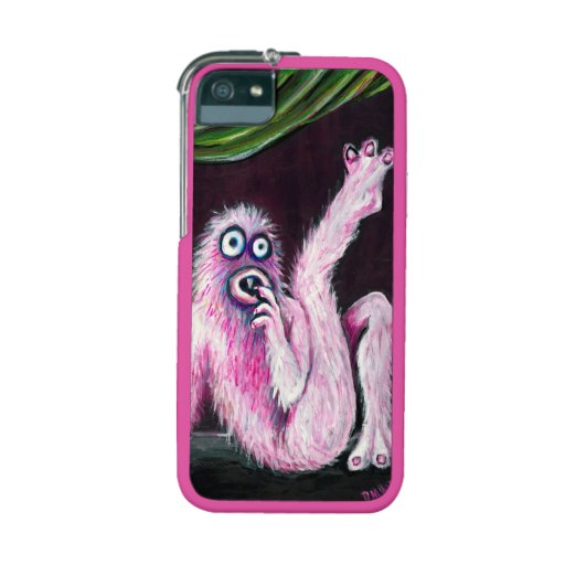 Pinky the Playful Monster Iphone 5 Case