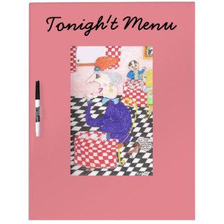 Pinkyjain's Spaghetti Spot Dry Erase Whiteboards
