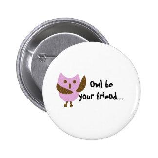 pinkyowl amigo del beyour del búho…