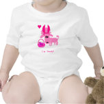 PinkyPoodle Baby Easter Outfit Tshirt