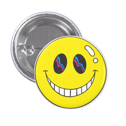 Pinkyvision Smiley! Button
