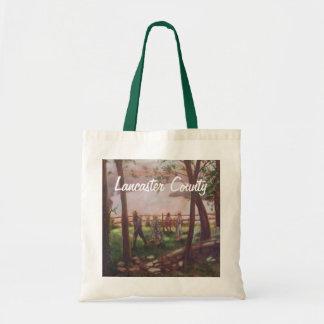 Pinnacle Point Canvas Tote Bag