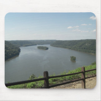 Pinnacle Point Lookout Mouse Pad