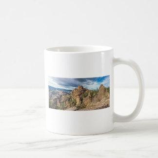 Pinnacles National Monument Panorama Mug