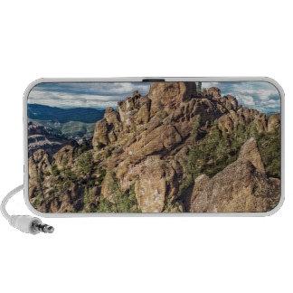 Pinnacles National Monument Panorama Mp3 Speakers