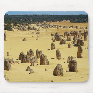Pinnacles Sand and Rocks Mouse Pads