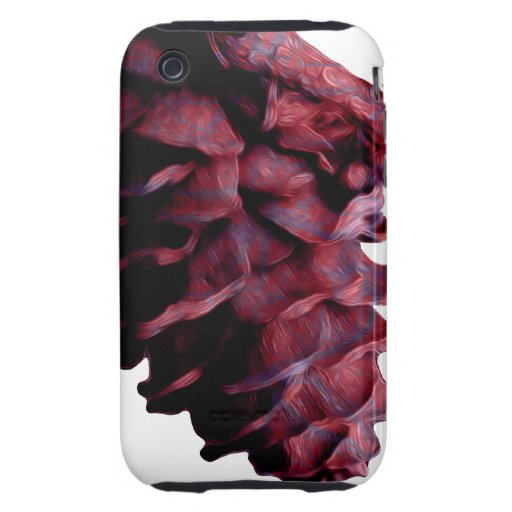 Pinning Heart iPhone 3 Tough Case