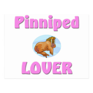 Pinniped Lover Post Cards