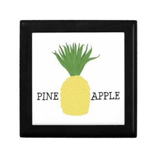 Pino Apple Caja De Joyas