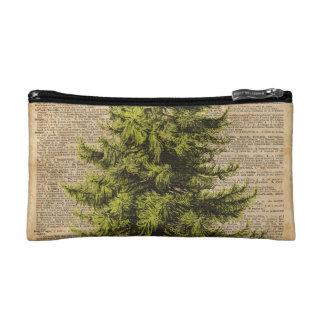 Pino, árbol de cedro, arte del diccionario del