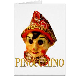 Pinocchino Felicitación