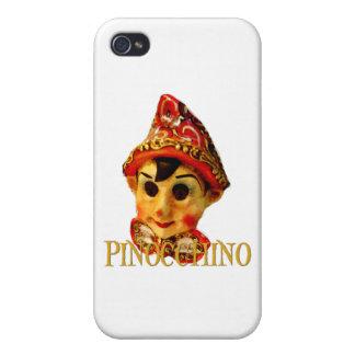 Pinocchino iPhone 4 Cases