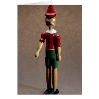 Pinocchio Card